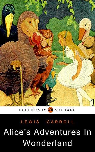 Alice's Adventures In Wonderland: (Illustrated) (English Edition)