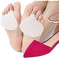 hersvin Ball und der Fuß, Kissen Fuß Pads Vorfuß Einlagen für Metatarsal Support Fuß Schmerzlinderung, 1Paar preisvergleich bei billige-tabletten.eu