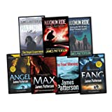 James Patterson Maximum Ride 7 Books Collection Pack Set RRP: 59.44 (School'...
