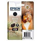 Epson Original 378 Tinte Eichhörnchen, XP-8500 XP-8600 XP-8605 XP-15000, Amazon Dash Replenishment-fähig (schwarz)