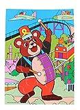 Tom & Jerry Puzzle Bär 35 Stück