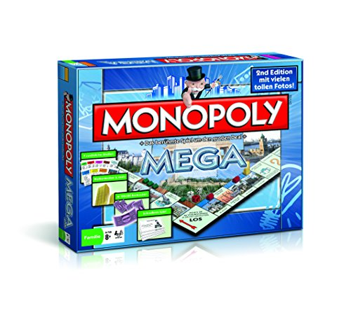 Monopoly Mega 2nd Edition