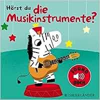 Hörst du die Musikinstrumente?: Marion Billet