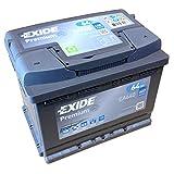 EXIDE PREMIUM Carbon Boost EA 640 12V 64AH Starterbatterie Neues Modell 2014/15