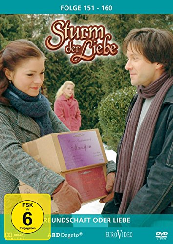 16 - Folge 151-160: Freundschaft oder Liebe (3 DVDs)