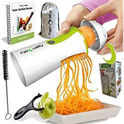 FabQuality Sprial001 Vegetable Spiral Slicer
