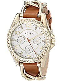 Damen-Armbanduhr Fossil ES3723
