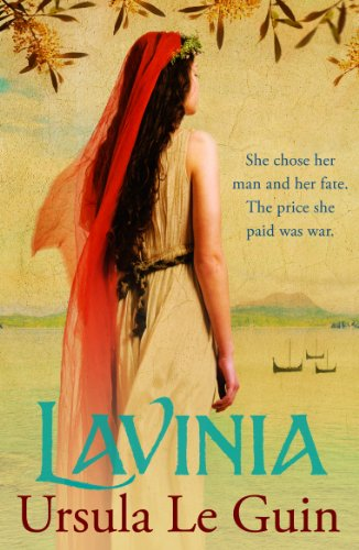 Lavinia (English Edition) por Ursula K. Le Guin