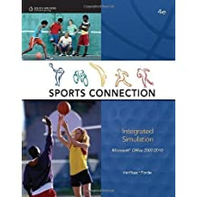 The Sports Connection: Integrated Simulation (Bpa) by VanHuss, Susie Published by Cengage Learning 4th (fourth) edition (2010) Paperback
