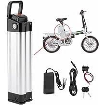 Dpower E-Bike, Pedelec, Bicicleta Eléctrica Batería Kit 36 V 11 Ah 396