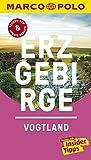 MARCO POLO Reiseführer Erzgebirge, Vogtland: Reisen mit Insider-Tipps. Inklusive kostenloser Touren-App & Update-Service - Bernd Wurlitzer