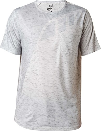 Fox T-Shirt Seca Grau meliert Grau
