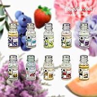 10 Duftöl Set Ätherisches Öl, Raumduft für Duftlampe Diffuser als Aroma-Therapienöl: Blaubeere, Blaues Wasser,... preisvergleich bei billige-tabletten.eu