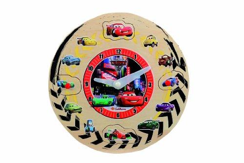 Imagen principal de Eichhorn 100003285 Disney Cars 2 - Reloj para aprender las horas