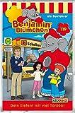 Folge 119: Benjamin als Busfahrer [MC] [Musikkassette]