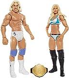 Die besten Von Ric Flairs - WWE Charlotte and Ric Flair Figure by Mattel Bewertungen