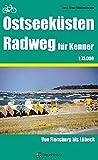 Ostseeküstenradweg für Kenner: Von Flensburg bis Lübeck. 1:75000 - Jens U Mollenhauer