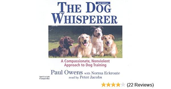 the dog whisperer a compassionate nonviolent approach to dog