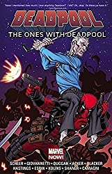 Deadpool: The Ones With Deadpool by Paul Scheer (2015-02-10)