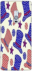 Timpax Protective Hard Back Case Cover With access to all controls and ports Printed Design : Colourful hats.Precisely Design For : ONE PLUS Two ( 1+2 )