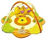 Alfombras de juego y gimnasio para bebés, mantas de actividades ciervo. Regalo bebé