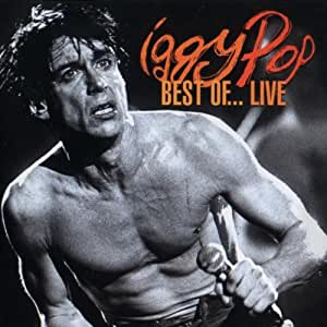 The Best of Iggy Pop Live