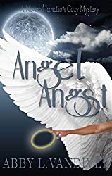Angel Angst (Normal Junction Cozy Mystery Book 2)