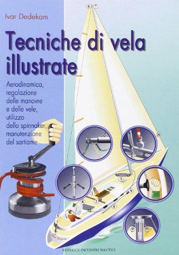 Tecniche di vela illustrate. Aerodinamica, regolazione delle manovre e delle vele, utilizzo dello spinnaker, manutenzione del sartiame
