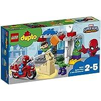 LEGO DUPLO Super Heroes - Lego Spider-Man And Hulk Adventures, única (10876)