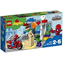 LEGO DUPLO Super Heroes - Lego Spider-Man And Hulk Adventures (10876)