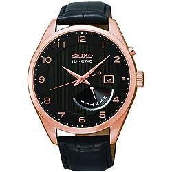 Watch Seiko Neo Classic Srn054p1 Men´s Black