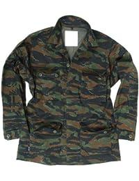 Mil-Tec BDU Combat Chemise Tiger Stripe