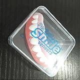 Dentiera denti la protesi Faccette in silicone per faccette di simulazione Bite la clinica odontoiatrica il dentista