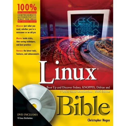 Linux Bible by Christopher Negus (2005-02-04)