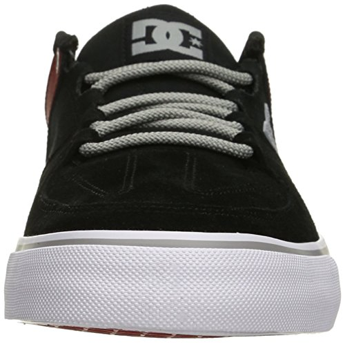 DC - Lynx Vulc Low Top Chaussures pour hommes Black/Red/Grey