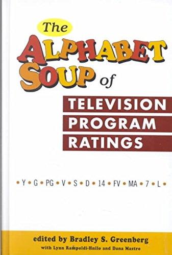 [(The Alphabet Soup of Television Progra...