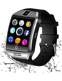 Reloj Inteligente Bluetooth, Smartwatch Pantalla Táctil Impermeable Smart Watch con Camara,Reloj Bracelet para