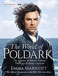 The World of Poldark by Emma Marriott (2015-11-05)
