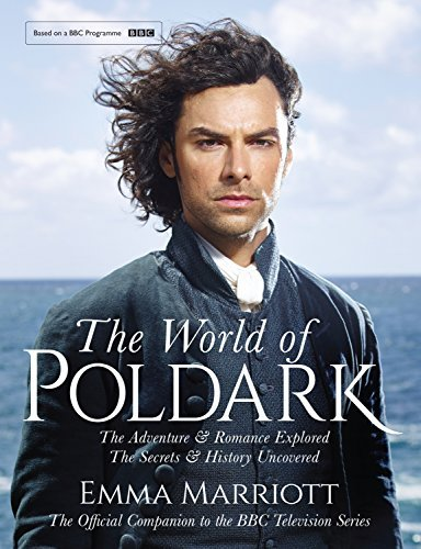 The World of Poldark by Emma Marriott (2015-11-05)
