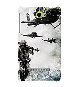 PrintVisa Designer Back Case Cover for HTC Windows Phone 8S :: HTC 8S (Painitings Watch Cute Fashion Laptop Bluetooth )