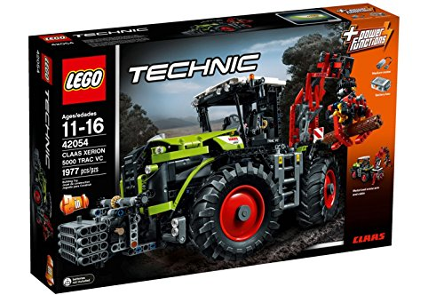 LEGO-42054-Technic-CLAAS-XERION-5000-TRAC-VC-Building-Set