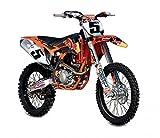 2012 KTM 450 SX-F [Bburago 51072], #5, Ryan Dungey, 1:18 Die Cast