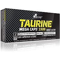 Olimp Taurin Mega Caps 120 Kapseln, 1er Pack (1 x 202,8 g) preisvergleich bei fajdalomcsillapitas.eu