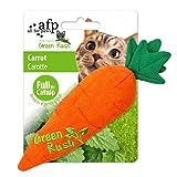 AFP grün Rush Karotten mit Katzenspielzeug mit Catnip, 12g