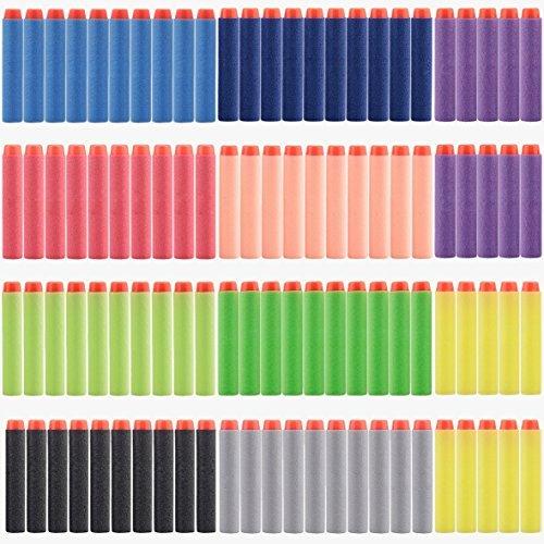 alwayswish-100-pezzi-di-10-diversi-colori-freccette-72-centimetri-refill-pallottola-per-nerf-n-strik