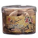 Fgyhty Agarwood Sandelholz Wormwood Aloeswood Weihrauch Kegel Natürlich Blumen Fragrant Spice-Buddha-Tempel Burner Musk