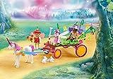 PLAYMOBIL 9823 Feenkinder mit Einhornkutsche (Folienverpackung)