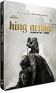 Le Roi Arthur: La Légende D'excalibur - (edition Steelbook) [Blu-ray]