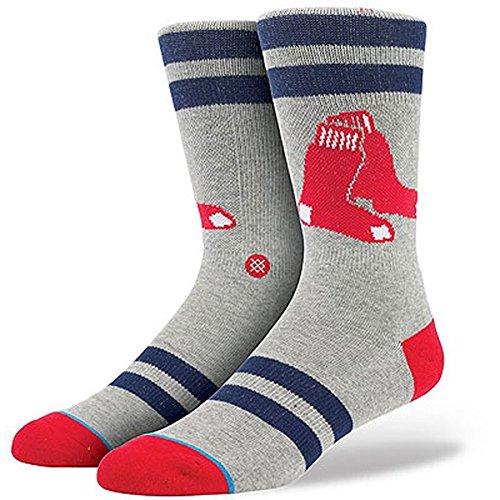 Stance Boston Red Sox Diamond Collection MLB Socken Grau L/XL (EU 42-47)
