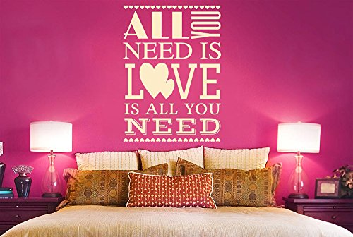 all-you-need-is-love-is-all-you-need-stack-vinilo-pegatinas-de-pared-decorativo-gran-alto-78cm-x-anc